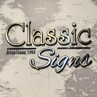 Classic Signs logo