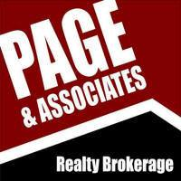 Page & Associates Realty Brokerage logo