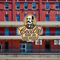 Cecil's Eatery & Beer Society logo