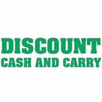 Discount Cash And Carry logo