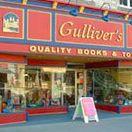 Gulliver's Quality Books & Toys logo