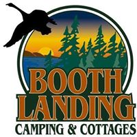 Booth Landing Camping & Cottages logo