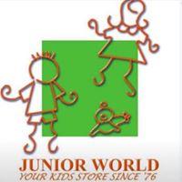 Junior World logo