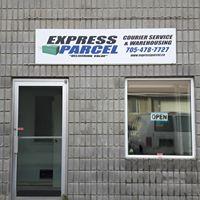 Express Parcel logo