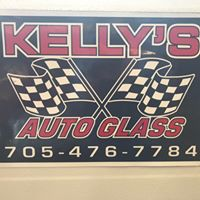 Kelly's Auto Glass logo