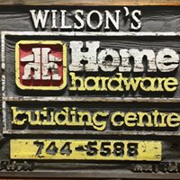 Wilson's Builders Supplies logo