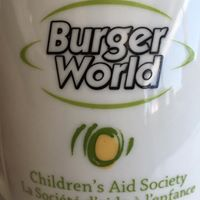Burger World logo