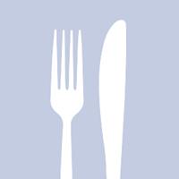 Chez-Nous Cafeteria logo