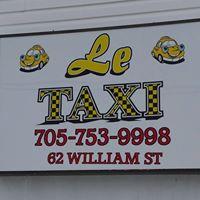 Le Taxi logo