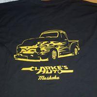 Clarke's Auto logo