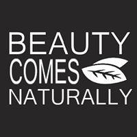 Beauty Comes Naturally logo