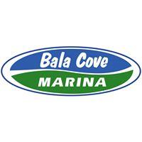 Bala Cove Marina logo