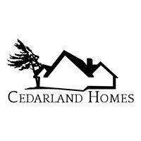 Cedarland Homes logo