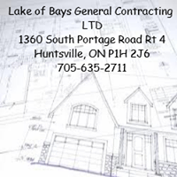 Lake Of Bays General Contracting logo
