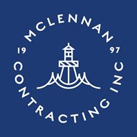 McLennan Contracting logo