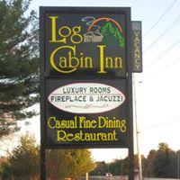 Log Cabin Inn logo
