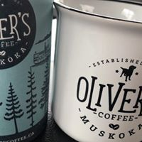 Oliver's Coffee logo