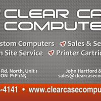 Clear Case Computers logo