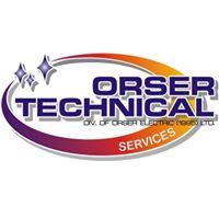 Orser Technical Services logo