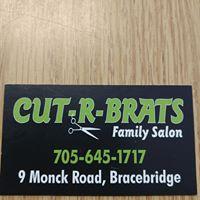 Cut-R-Brats logo