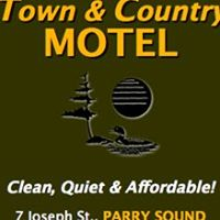 Town & Country Motel logo