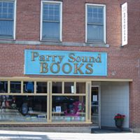 Parry Sound Books logo