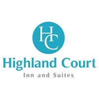 Highland Court Motel The logo