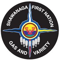 Shawanaga Gas & Variety logo