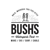Bush's Watersports Park logo