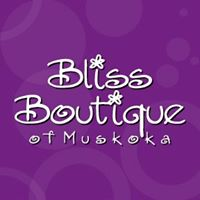 Bliss Boutique Of Muskoka Inc logo