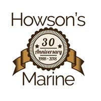 Howson's Marine logo