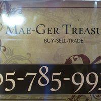 Mae-Ger Treasures logo