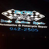 Dan's Custom Repair logo