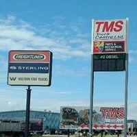 TMS Truck Centre Ltd logo