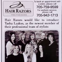 Hair Razor's By Sylvie logo