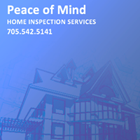 Peace Of Mind Home Inspection Services logo