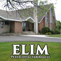Elim Pentecostal Tabernacle logo