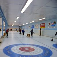 Thessalon Curling Club logo