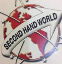 Second Hand World logo