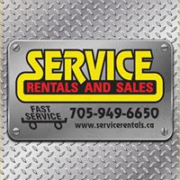 Service Rentals And Sales logo