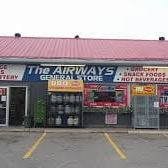 Airways General Store The logo