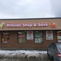 Hillside Shop & Save logo