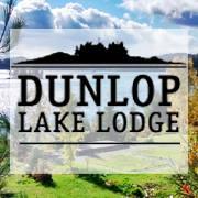 Dunlop Lake Lodge logo