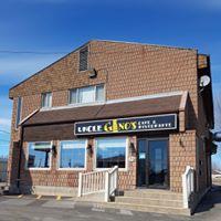 Uncle Gino's Cafe logo
