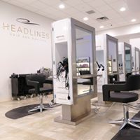 Headlines Hair And Day Spa logo