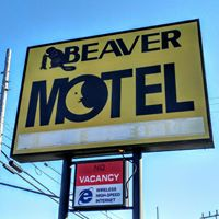 Beaver Motel logo