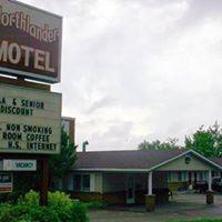 Northlander Motel logo