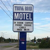 Trunk Road Motel logo