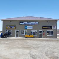 Gaston's Auto Centre logo