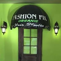 Fashion Fix Organic Hair Studio logo